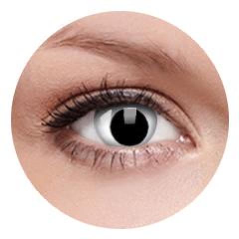 MaxVue Vision ColourVUE - Cross Eyed 2 čočky - crazy čočky