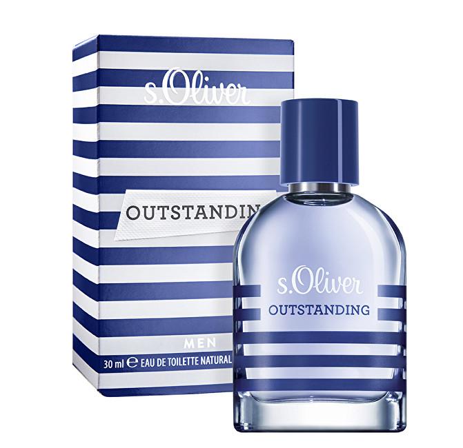 S.OLIVER Outstanding Men - EDT 50 ml