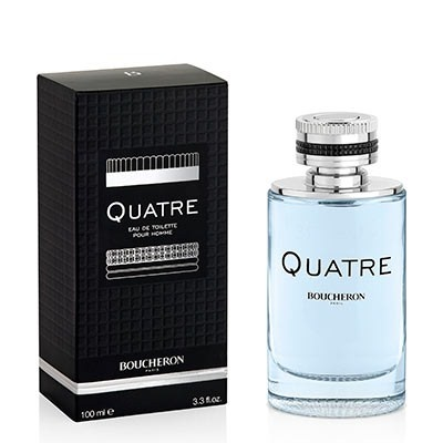 BOUCHERON Quatre Pour Homme - EDT 50 ml