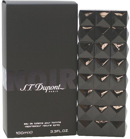 S.T. Dupont Noir - EDT 100 ml