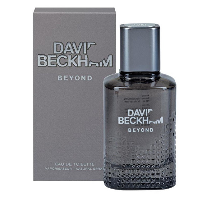 DAVID BECKHAM Beyond - EDT 60 ml