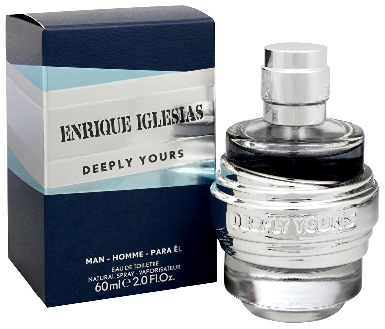 ENRIQUE IGLESIAS Deeply Yours Man - EDT 90 ml