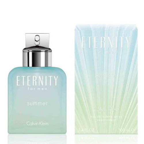 CALVIN KLEIN Eternity For Men Summer 2016 - EDT 100 ml