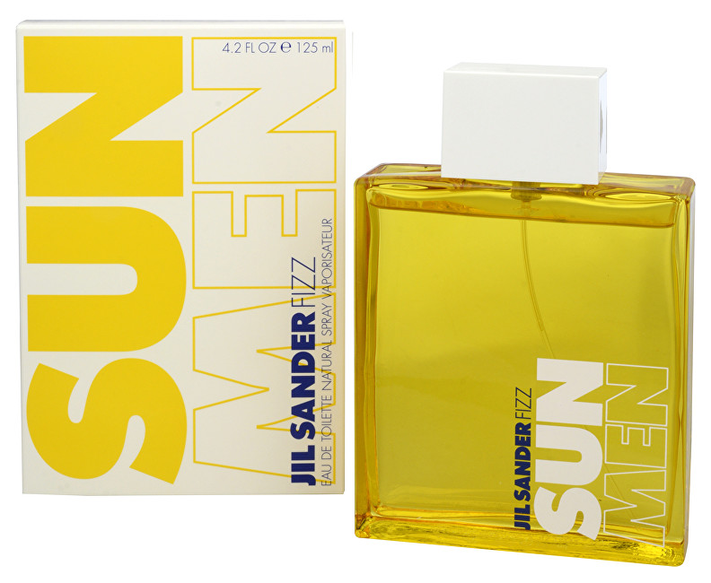 JIL SANDER Sun Men Fizz - EDT 125 ml