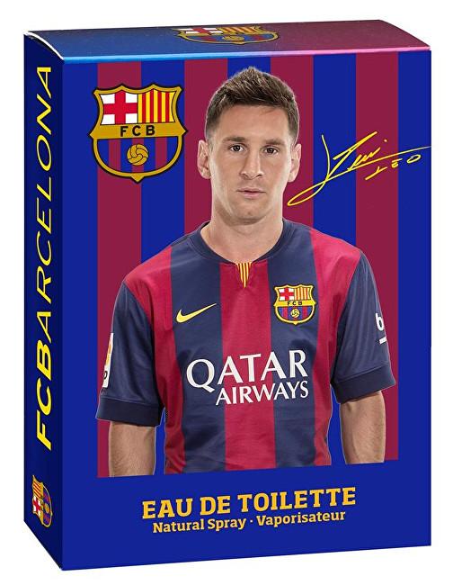 EP Line FC Barcelona Messi - EDT 100 ml