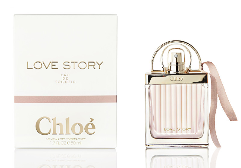 CHLOE Love Story - EDT 75 ml