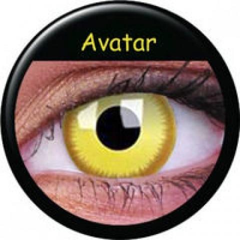 MaxVue Vision Avatar 2 čočky - crazy čočky