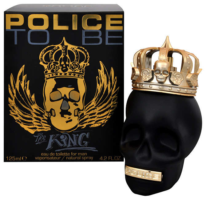 POLICE To Be The King - EDT 125 ml