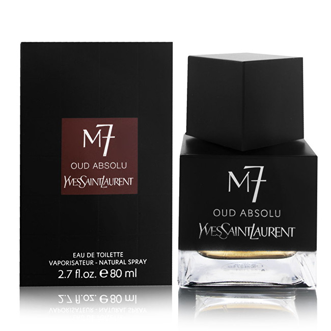 YVES SAINT LAURENT M7 Oud Absolu - EDT 80 ml