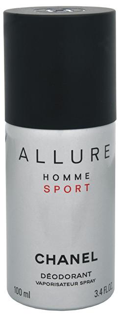 CHANEL Allure Homme Sport - deodorant ve spreji 100 ml