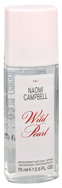 NAOMI CAMPBELL Wild Pearl - deodorant s rozprašovačem 75 ml
