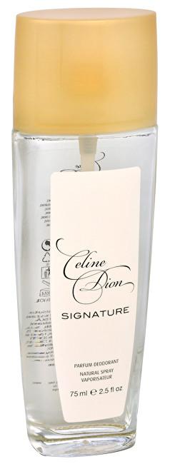 CELINE DION Signature - deodorant s rozprašovačem 75 ml