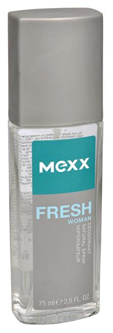 MEXX Fresh Woman - deodorant s rozprašovačem 75 ml