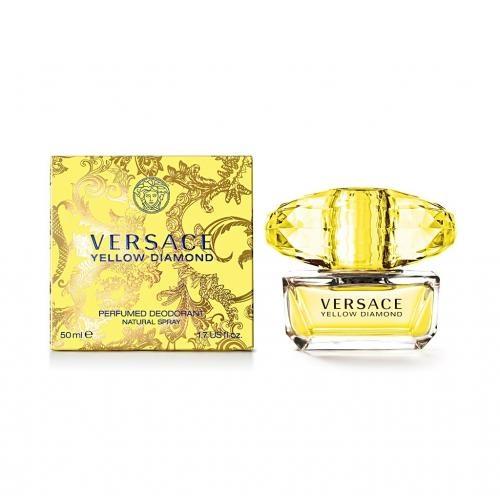 VERSACE Yellow Diamond - deodorant s rozprašovačem 50 ml