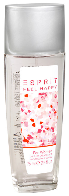 ESPRIT Feel Happy for Women - deodorant s rozprašovačem 75 ml