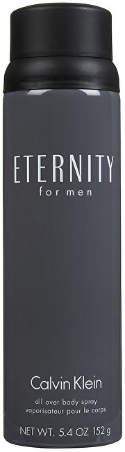 CALVIN KLEIN Eternity For Men - deodorant ve spreji 152 g