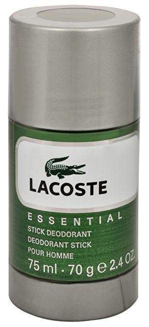 LACOSTE Essential - tuhý deodorant 75 ml