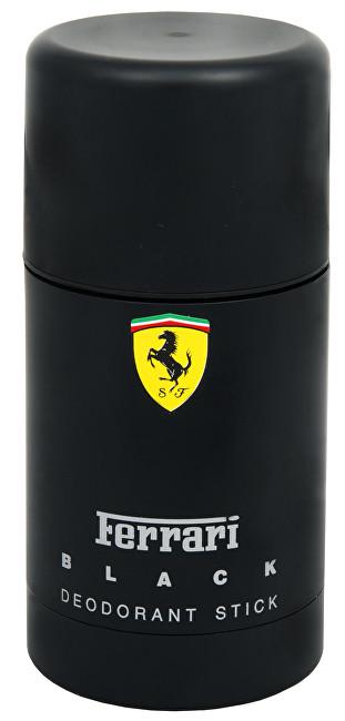 FERRARI Black - tuhý deodorant 75 ml