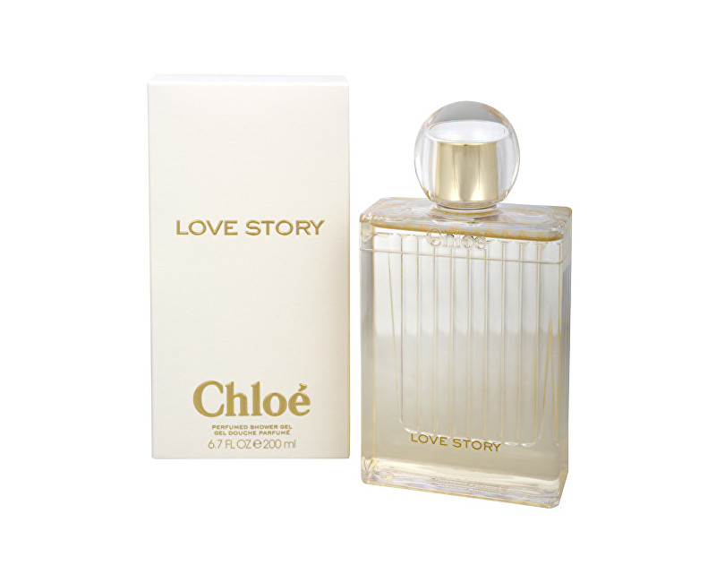 CHLOE Love Story - sprchový gel 200 ml