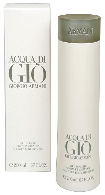 ARMANI Acqua di Gio pour Homme - sprchový gel 200 ml