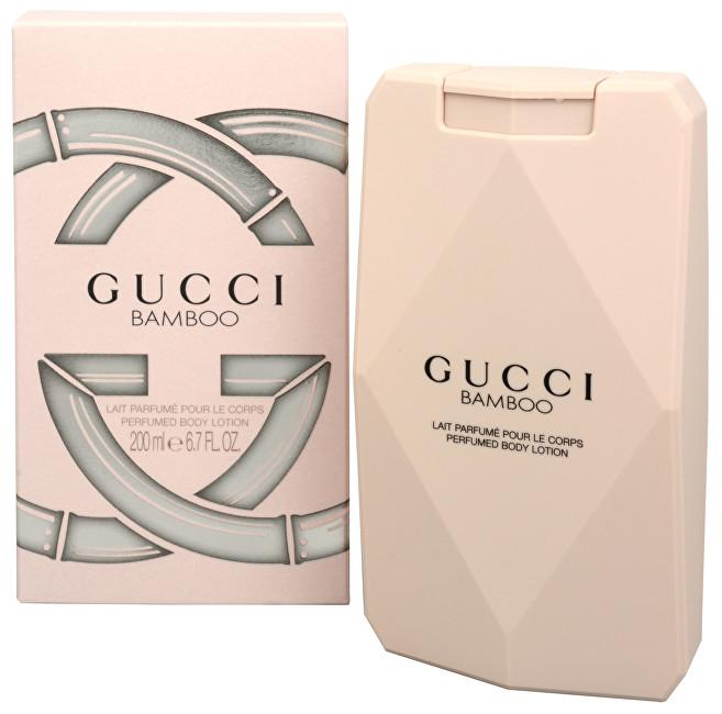 GUCCI Gucci Bamboo - tělové mléko 200 ml
