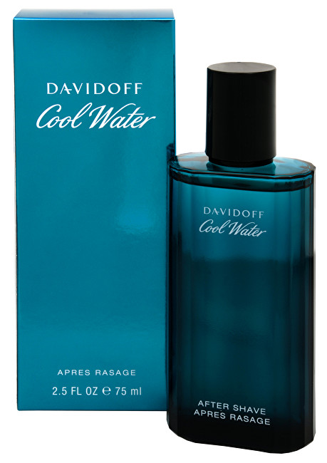 DAVIDOFF Cool Water Man - voda po holení 75 ml