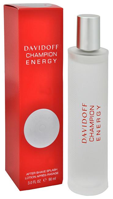 DAVIDOFF Champion Energy - voda po holení 90 ml