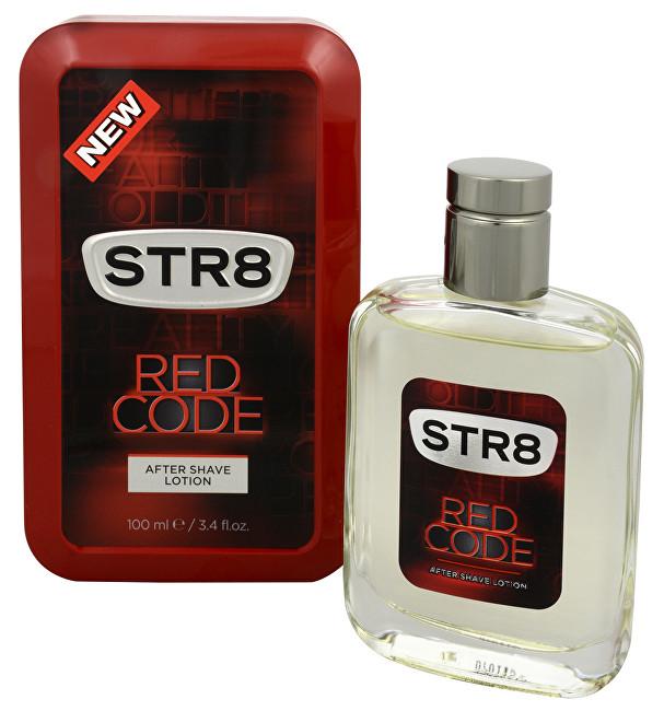 STR8 Red Code - voda po holení 50 ml