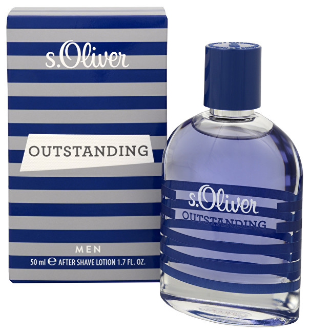S.OLIVER Outstanding Men - voda po holení 50 ml