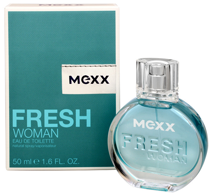 MEXX Fresh Woman - EDT 15 ml