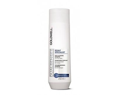 Goldwell Hluboce čistící šampon pro všechny typy vlasů Dualsenses Scalp Specialist (Deep Cleansing Shampoo) 250 ml