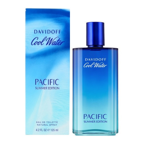 DAVIDOFF Cool Water Pacific Summer Edition - EDT 125 ml