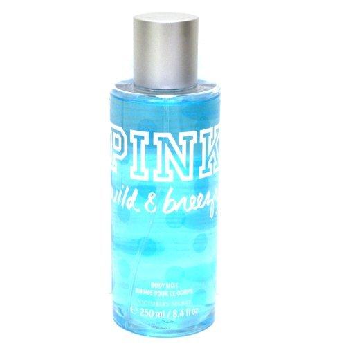 VICTORIA´S SECRET Pink Wild & Breezy - tělový sprej 250 ml