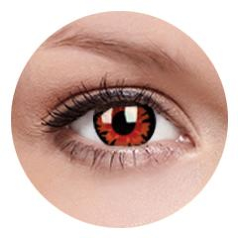 MaxVue Vision ColourVUE - Volturi - Demon 2 čočky - crazy čočky