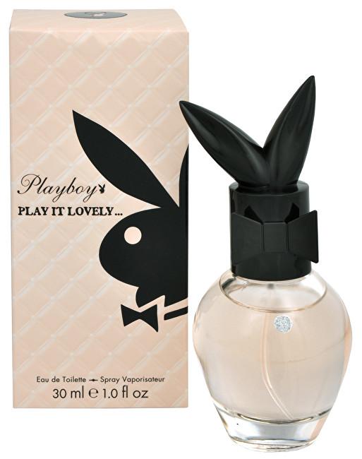 PLAYBOY Play It Lovely - EDT 30 ml
