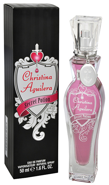 CHRISTINA AGUILERA Secret Potion - EDP 50 ml