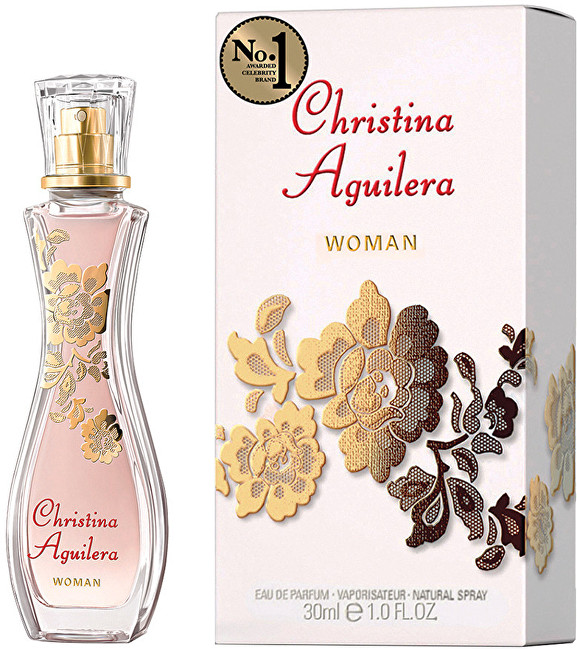 CHRISTINA AGUILERA Woman - EDP 30 ml