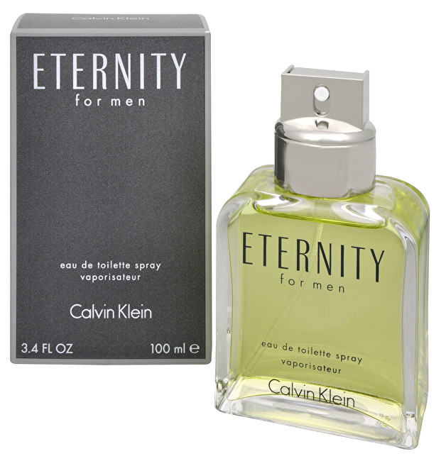 CALVIN KLEIN Eternity For Men - EDT 50 ml