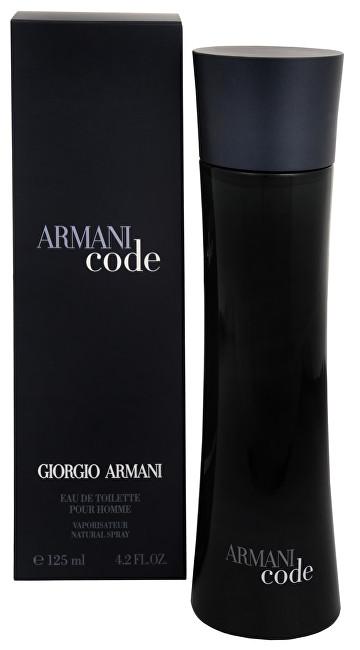 ARMANI Code For Men - EDT 75 ml