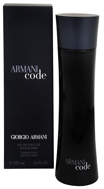 ARMANI Code For Men - EDT 125 ml