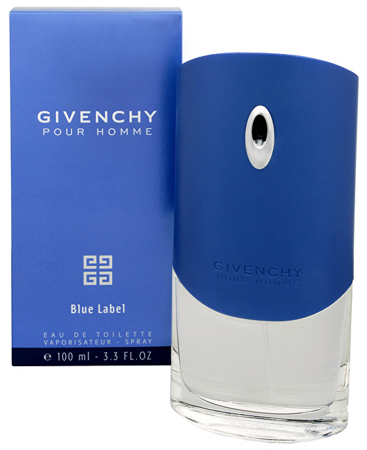 GIVENCHY Pour Homme Blue Label - EDT 50 ml