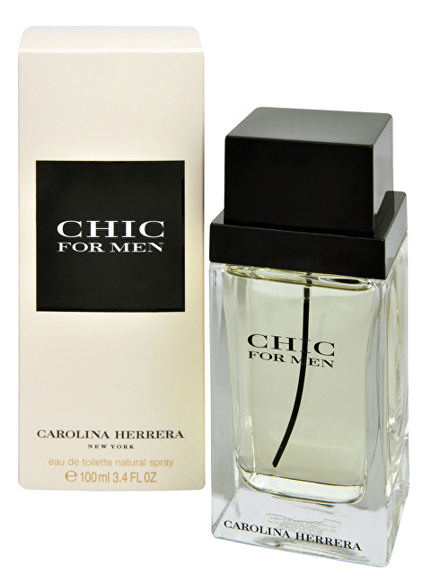 CAROLINA HERRERA Chic For Men - EDT 100 ml