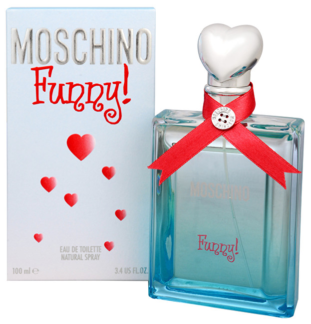 MOSCHINO Funny - EDT 25 ml
