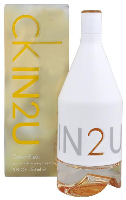 CALVIN KLEIN In2U For Her - EDT 100 ml