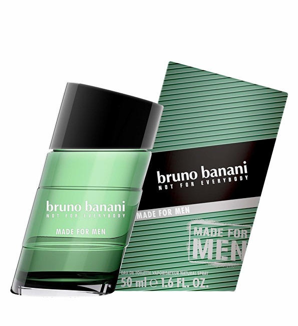 BRUNO BANANI Made For Men - EDT 50 ml