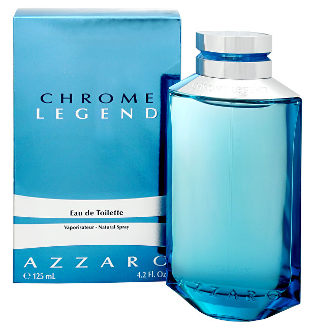 AZZARO Chrome Legend - EDT 125 ml