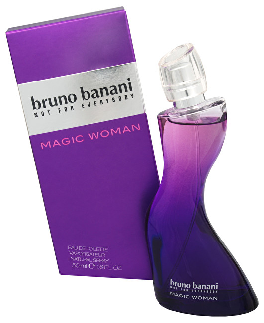 BRUNO BANANI Magic Woman - EDT 20 ml