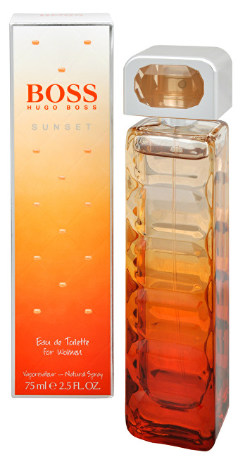 HUGO BOSS Boss Sunset - EDT 75 ml