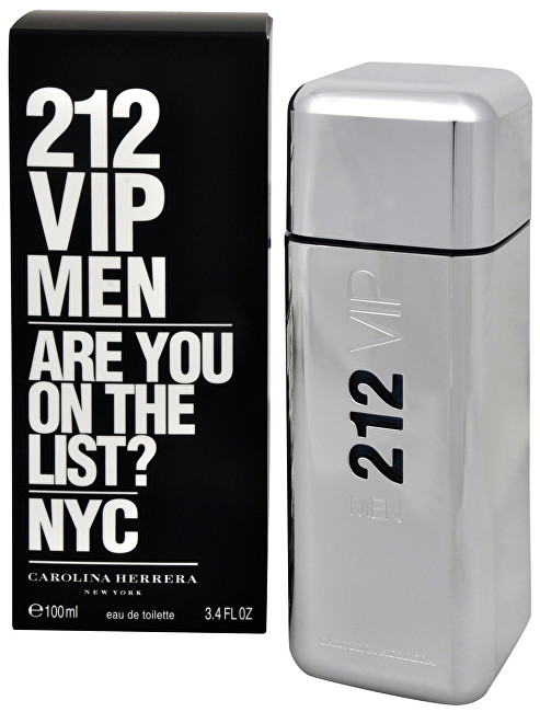 CAROLINA HERRERA 212 VIP Men - EDT 50 ml