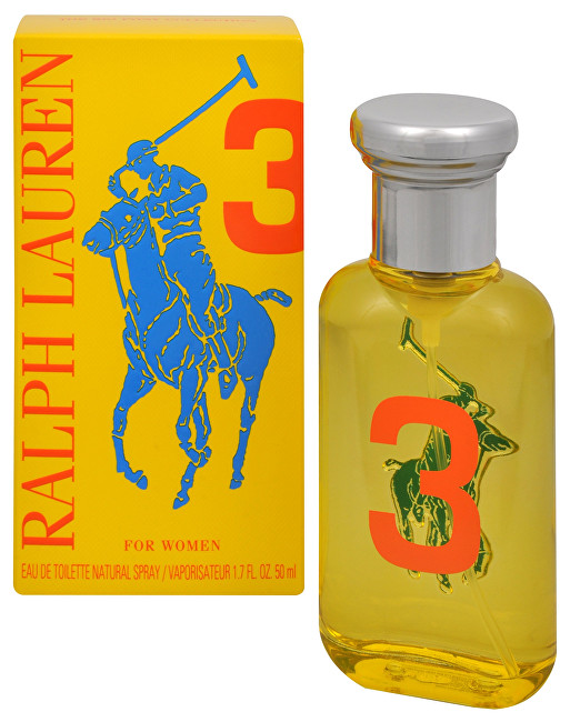 RALPH LAUREN Big Pony 3 For Women - EDT 50 ml